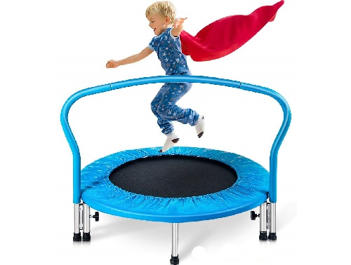 merax36 mini trampoline portable